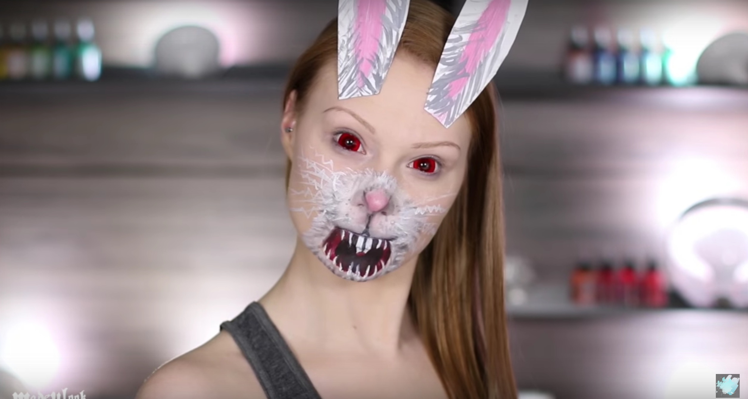 Put your eyes on these impressive (and kind of terrifying) Snapchat makeup tutorials