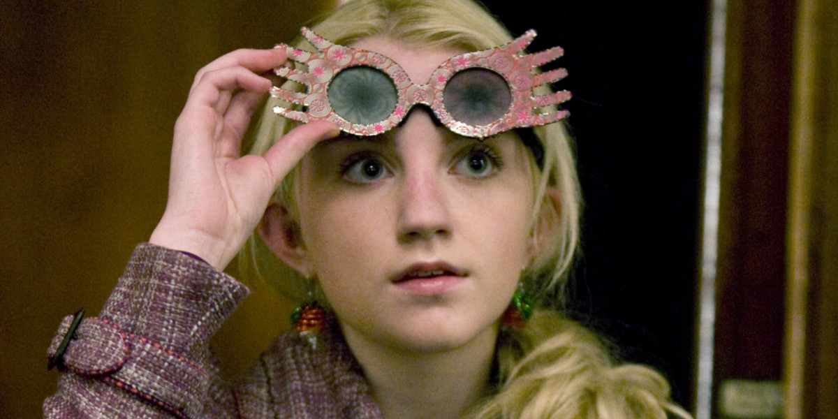"Why Luna Lovegood is totally jealous of the ""Fantastic Beasts"" cast"