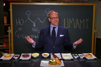 Alton Brown has crafted the perfect burger and you can eat it for charity!
