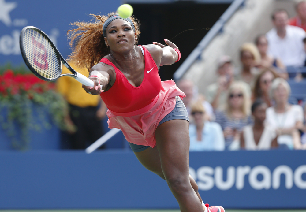Serena Williams responded to a tennis official's sexism in the best way