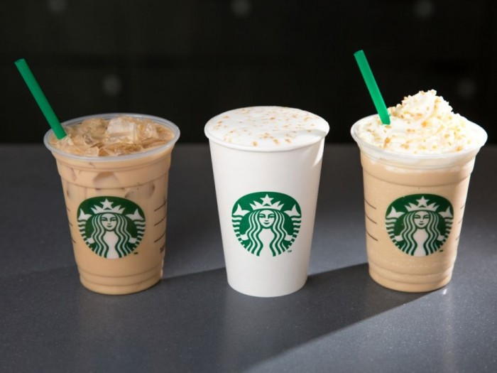 how to make a frappe like starbucks