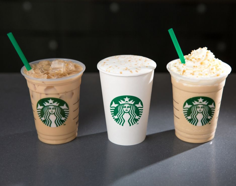 Starbucks' newest Frappuccino is exactly what we needed