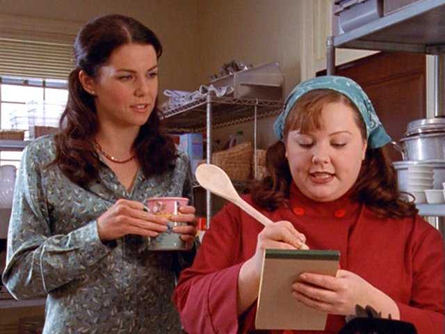"This is not a drill: An unofficial ""Gilmore Girls"" cookbook is now in the works"
