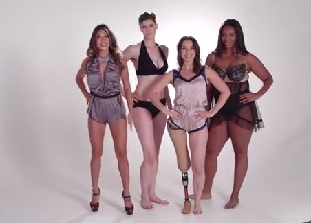 Here's how lingerie has evolved over the last 100 years