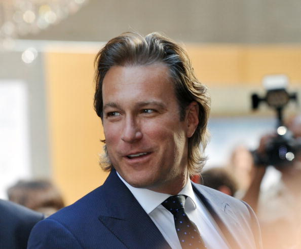 "Catching feelings with our ""My Big Fat Greek Wedding 2"" and ""SATC"" crush John Corbett"