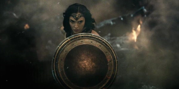 "Freaking out in the best way over the new ""Wonder Woman"" image"