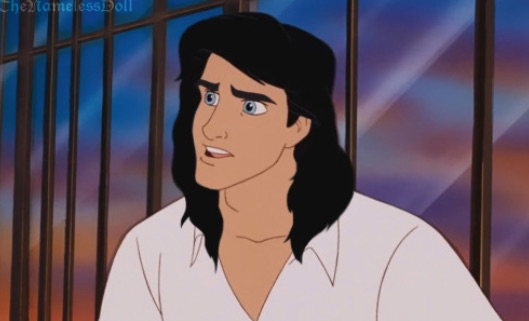 Disney princes with long hair are our new Internet obsession