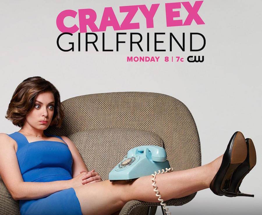 "Could a live episode of ""Crazy Ex-Girlfriend"" happen? Please say yes!"