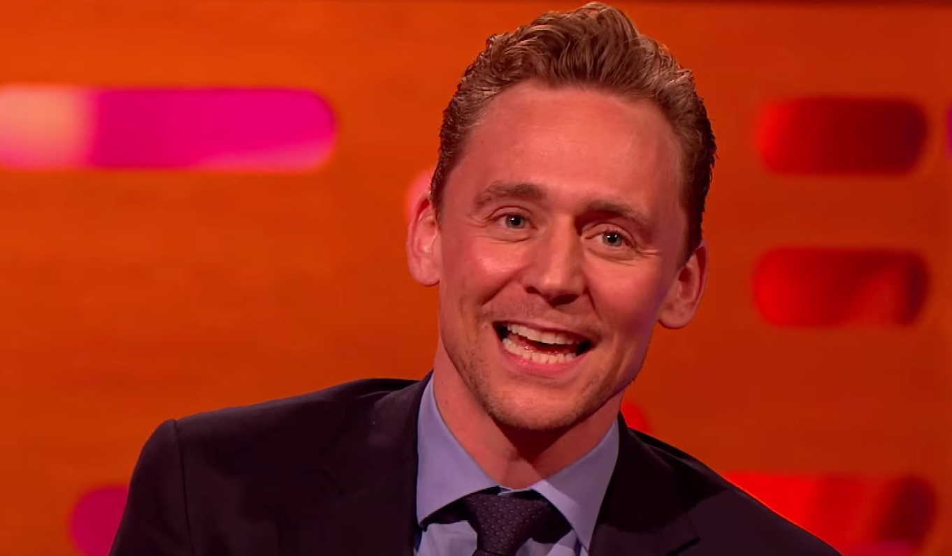 Tom Hiddleston is playing Hank Williams thanks to this ridiculous celeb impression