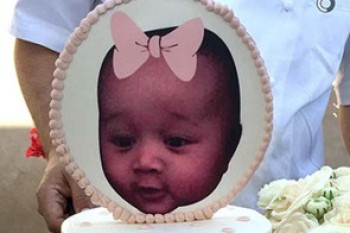 Chrissy Teigen just had the world's most awesome baby shower