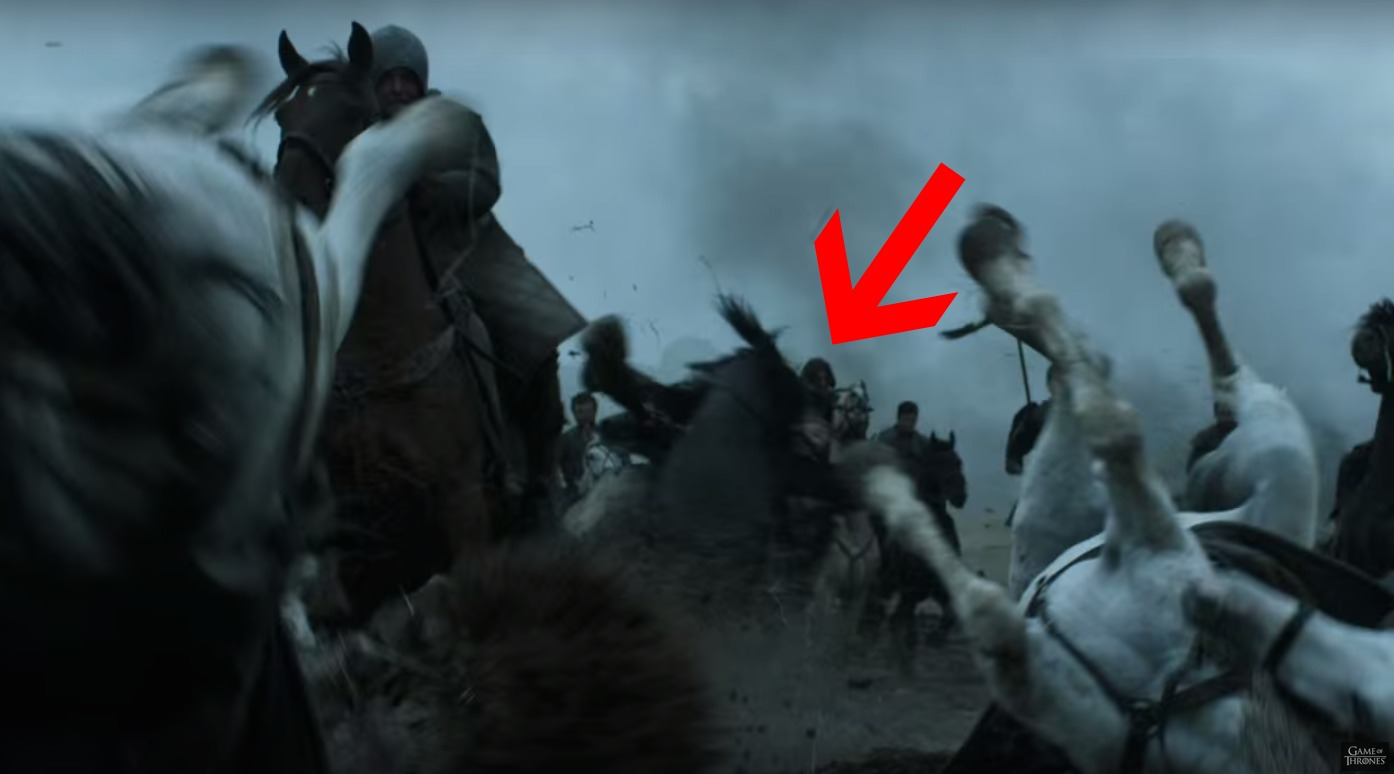 "Is Jon Snow secretly in the latest ""Game of Thrones"" trailer?"