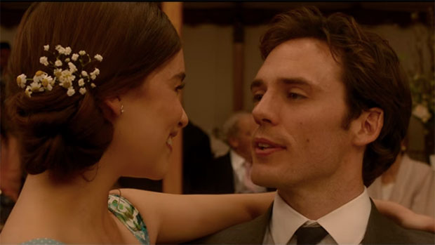"There a ""Me Before You"" extended trailer and we're crying all the tears"