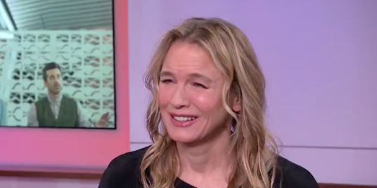 Renée Zellweger has no time for those plastic surgery rumors