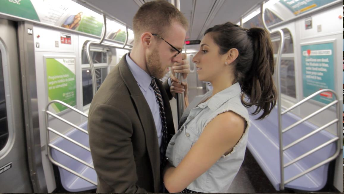 #TBT to everyone who has ever fantasized about falling in love on the subway