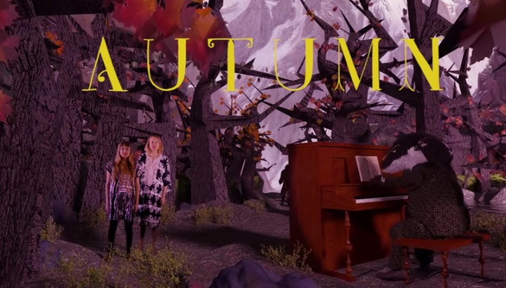 "Music video premiere: The Chapin Sisters' fantastical fairy tale, ""Autumn"""