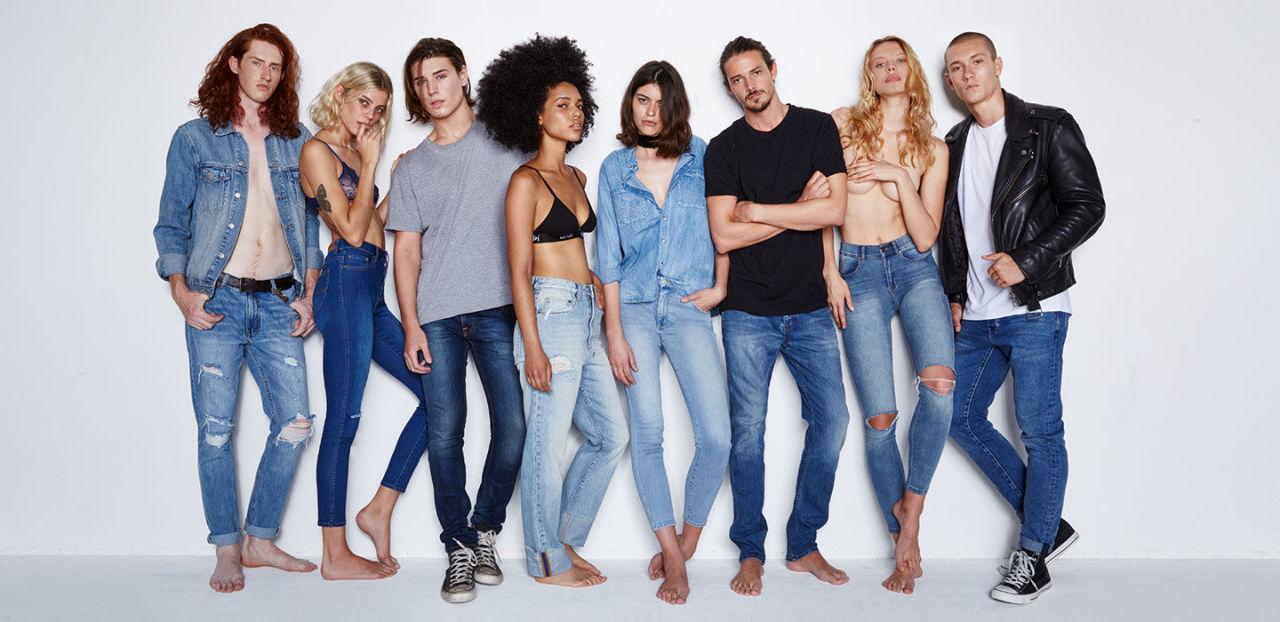Why we're majorly bummed over this sexist denim ad