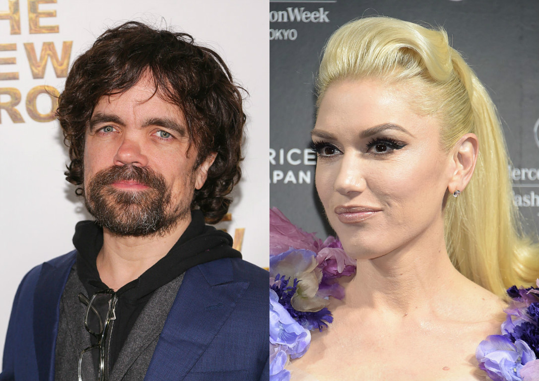 "Peter Dinklage admits he has a huge crush on Gwen Stefani in his new ""SNL"" promo"