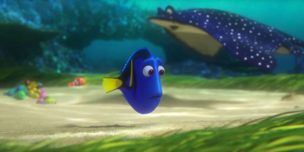 "Your eyes need to see these amazing new ""Finding Dory"" character pictures"