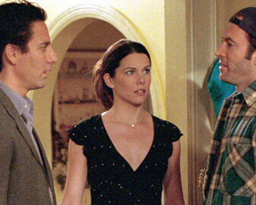 All of Lorelai Gilmore's boyfriends, ranked