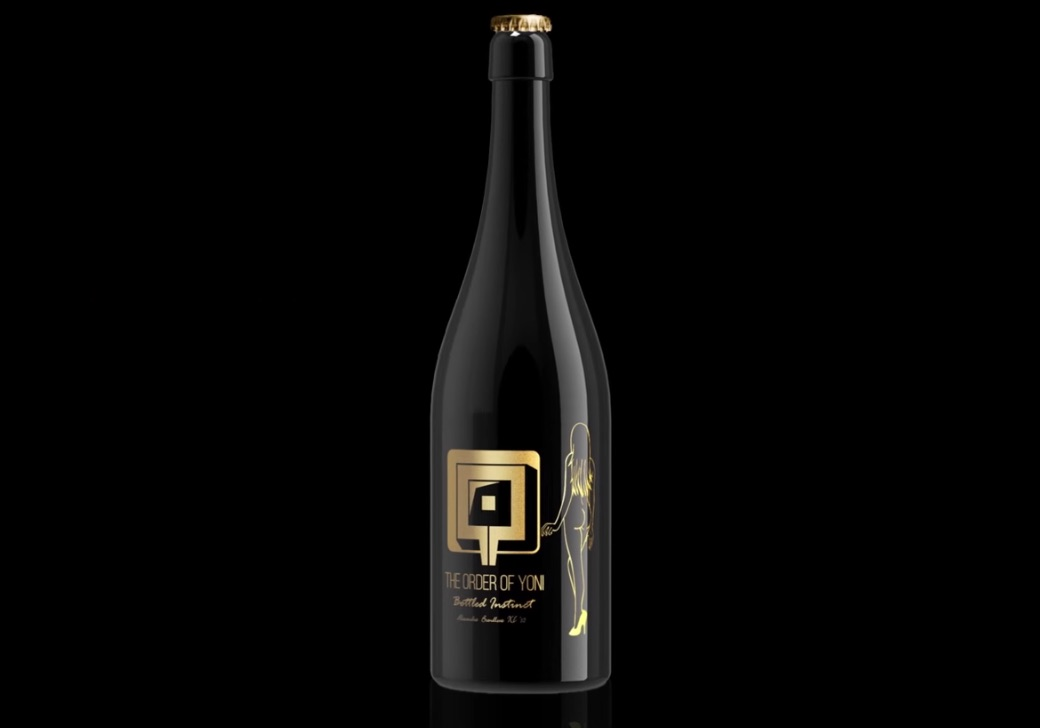 This exists: Beer made with a gorgeous model's vaginal bacteria