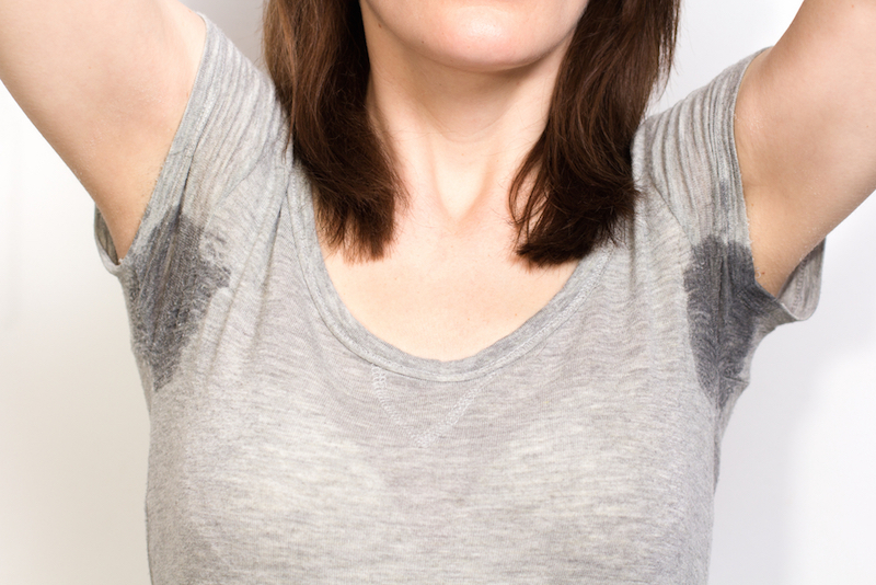 Why does deodorant work on some days, but not on others?