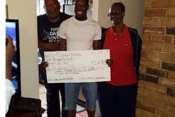 This awesome college student spent a decade earning money to pay off his grandparents' mortgage