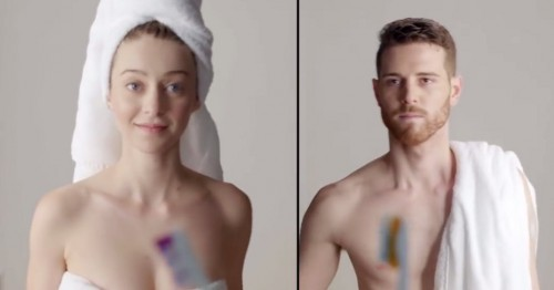 This video shows exactly how much more it costs for women to get ready than men