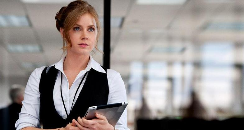 "We are beyond excited for Amy Adams' new HBO show with ""Gone Girl"" writer Gillian Flynn"