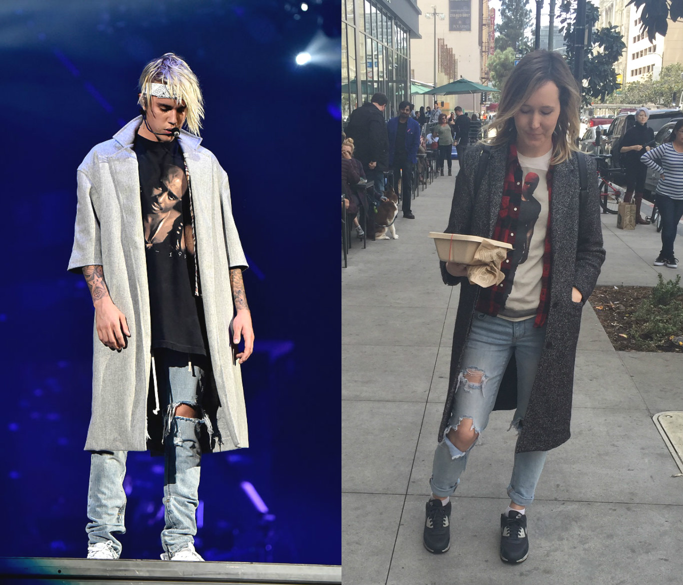 I dressed like Justin Bieber for five days, and this is what happened
