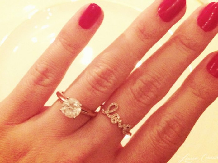 So THIS Is Why We Wear Engagement Rings On Our Left Hand
