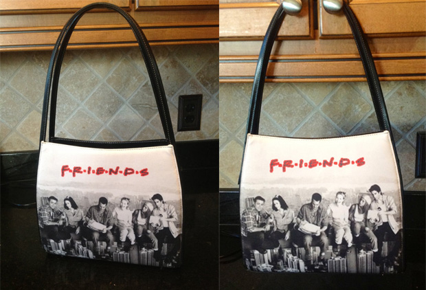 "15 reasons why you definitely need this vintage ""Friends"" handbag"