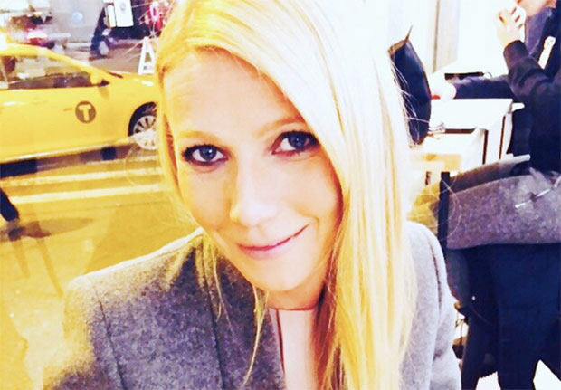 Why does Gwyneth Paltrow like to get stung by bees?