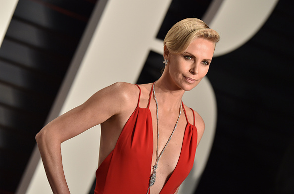 "Charlize Theron says ""pretty people get turned away first"" from ""meaty roles"" in Hollywood"