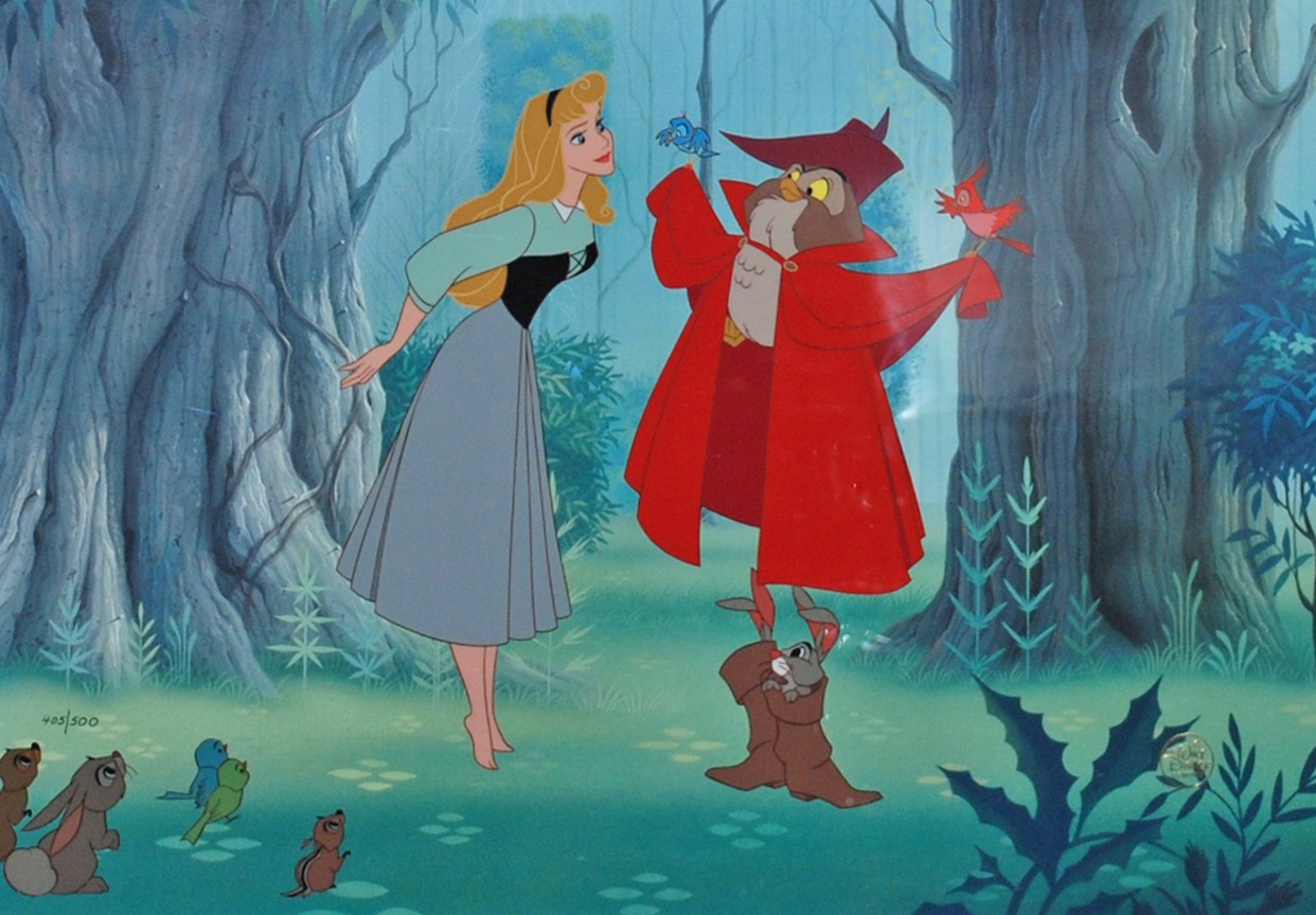 The Disney actress who voiced Sleeping Beauty wrote the ...