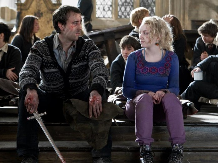 According to Luna Lovegood, here's why Luna and Neville ...