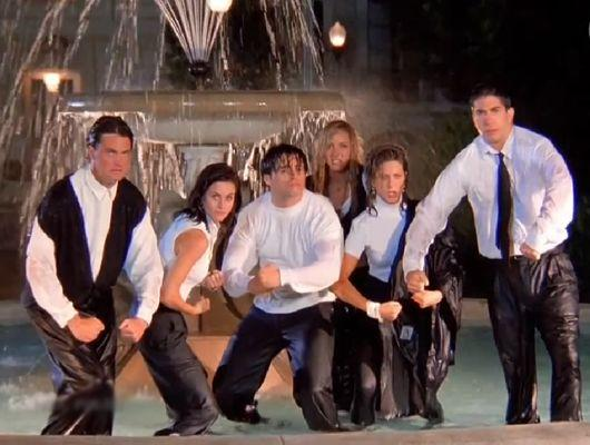 "The ""Friends"" fountain has been lying about its location this whole time"