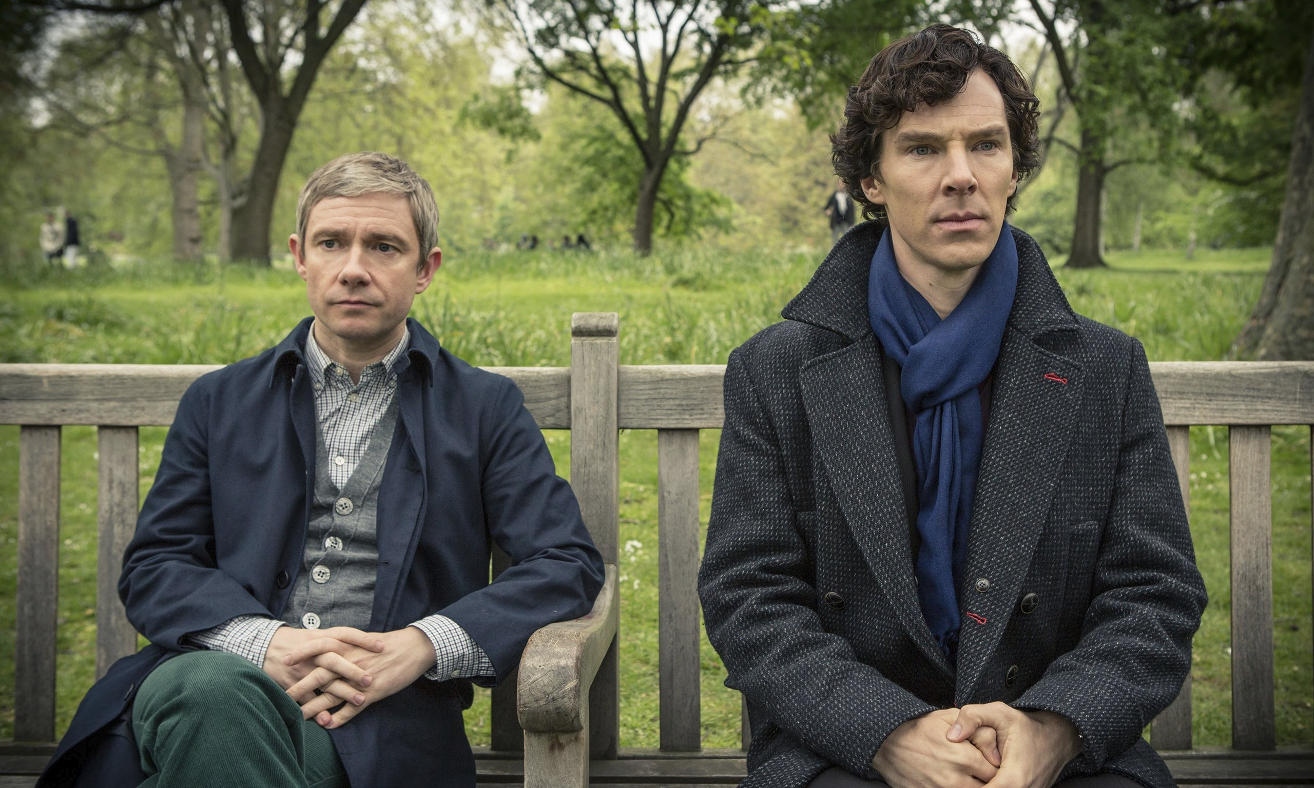 "Here are nine seconds of ""Sherlock"" that need to last us until 2017"