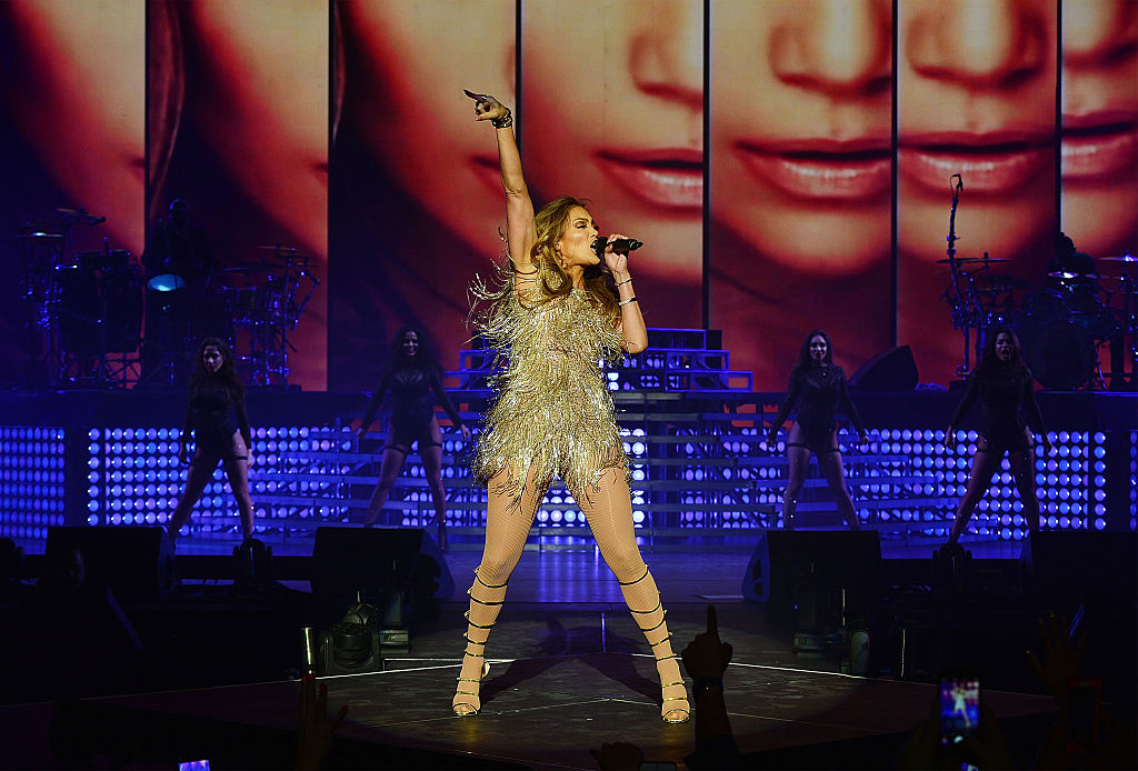 "Jennifer Lopez will perform ""Ain't Your Mama,"" a new girl power anthem, on ""American Idol"" tonight"