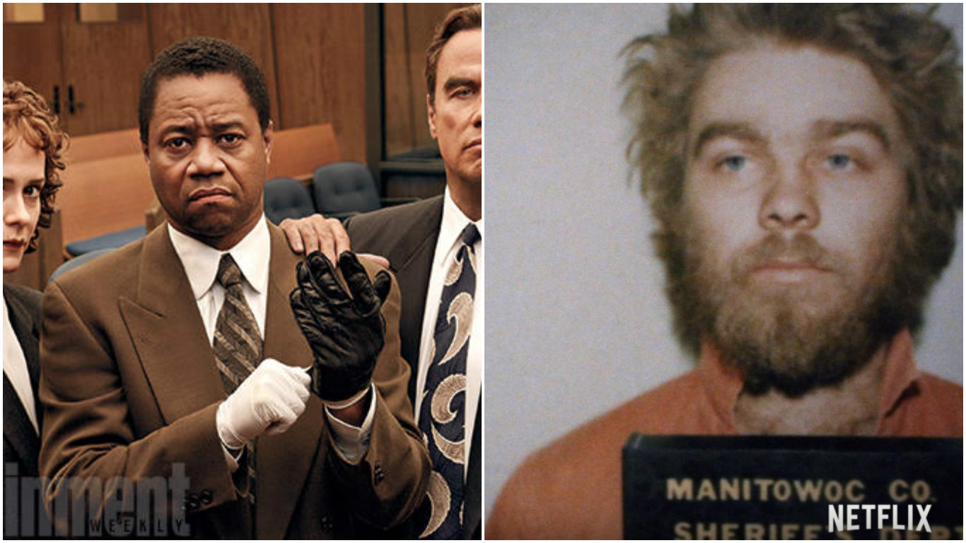"""Here's how """"Making a Murderer"""" and """"The People vs. OJ Simpson"""" are connected"""