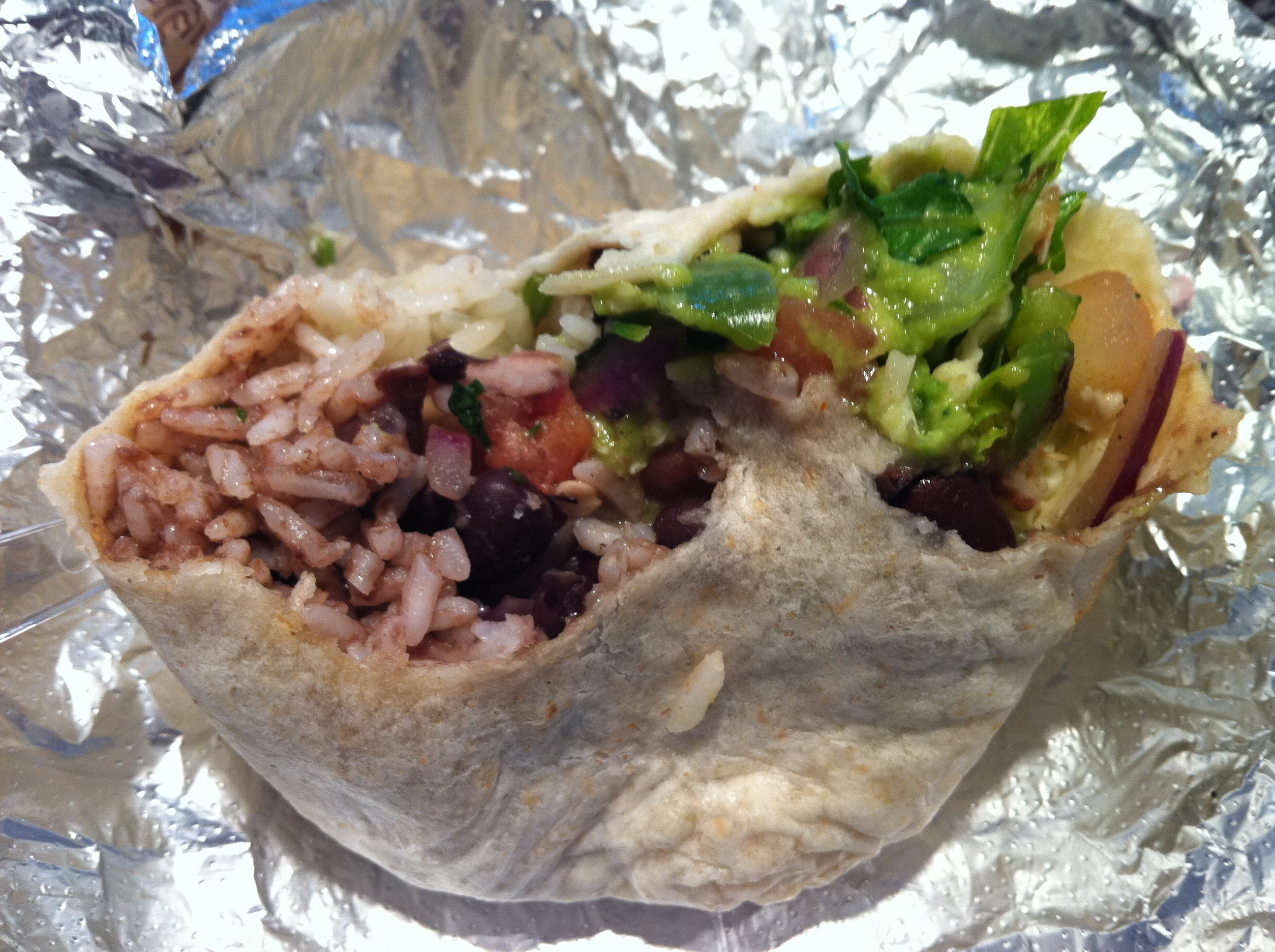 This app uses your love of burritos to find the love of your life