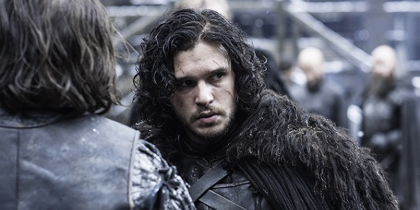 "This new ""Game of Thrones"" clip shows a very dead Jon Snow"