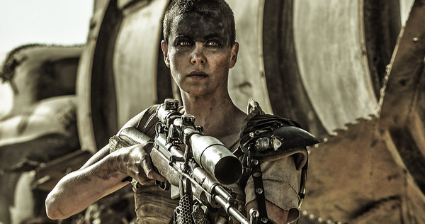 "Charlize Theron cast as villain in a sequel we hope is called ""The Fast and the Furiosa"""