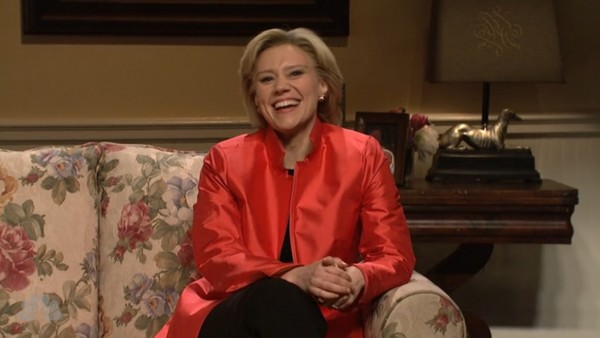 "Kate McKinnon owned ""Saturday Night Live"" this week"