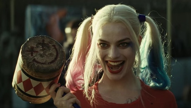 "All the thoughts we had watching the new ""Suicide Squad"" trailer"