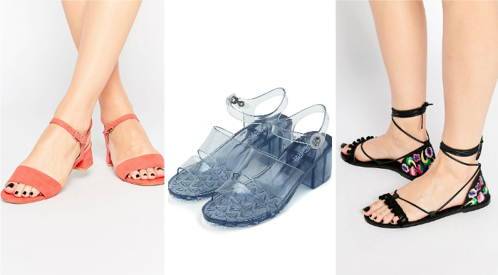21 budget-friendly sandals you NEED in your spring wardrobe