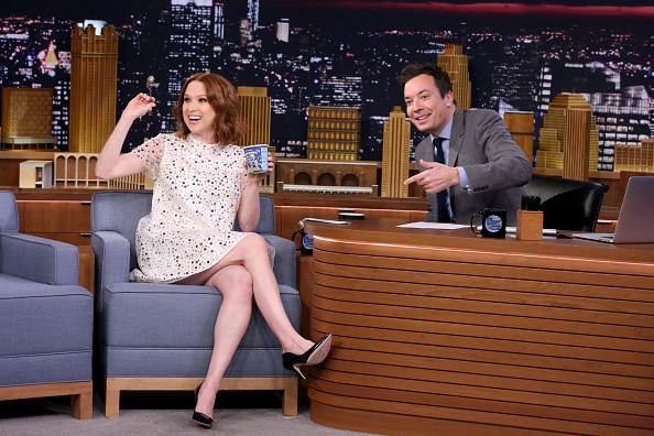 Ellie Kemper is celebrating her first pregnancy in the BEST way