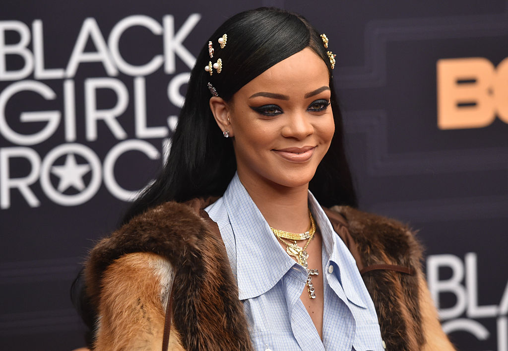 This is everything we know about Rihanna's makeup line