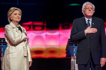 What it was like behind-the-scenes at the Democratic Presidential Debate