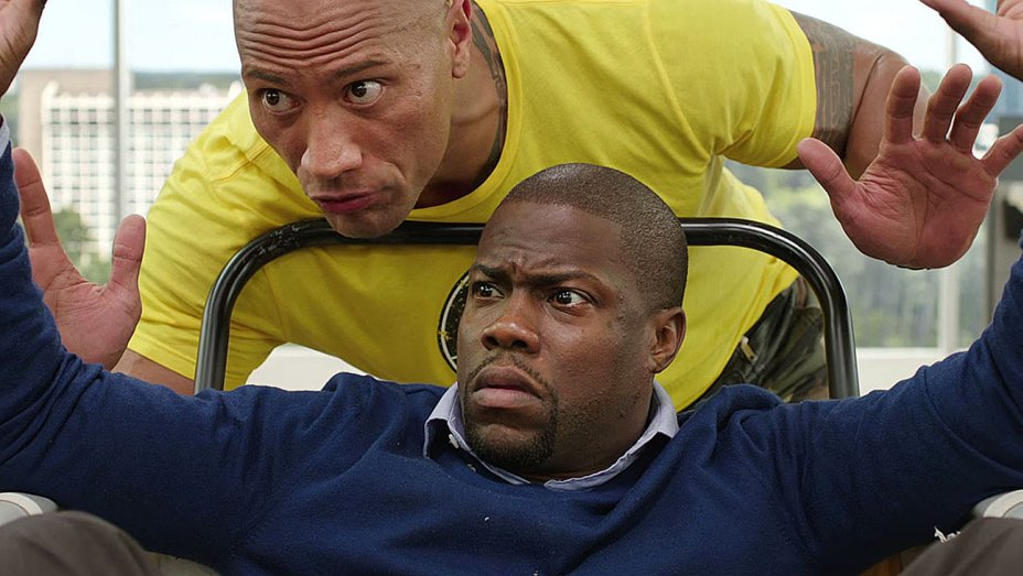 "The Rock and Kevin Hart might star in the ""Jumanji"" reboot so let's process that"