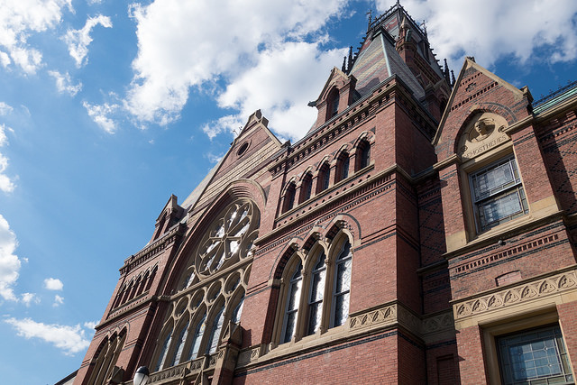 Harvard club won't allow women in for a pretty tone-deaf reason